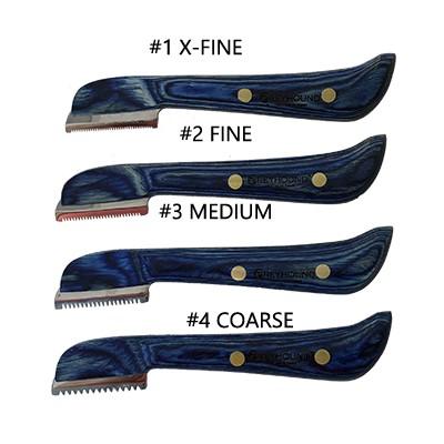 Ножи для триминга Greyhound Carding Knives